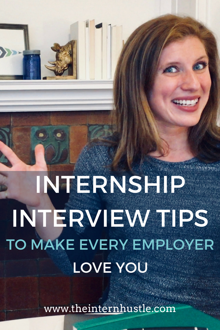 Internship Interview Tips to Make Every Employer Love You
