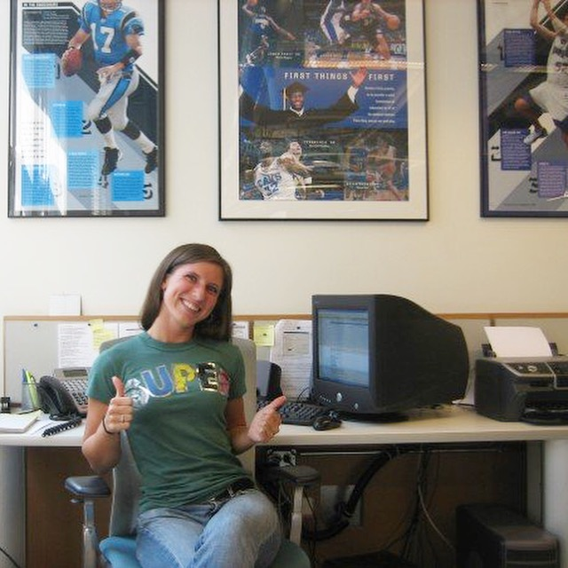 internship with a sports agency