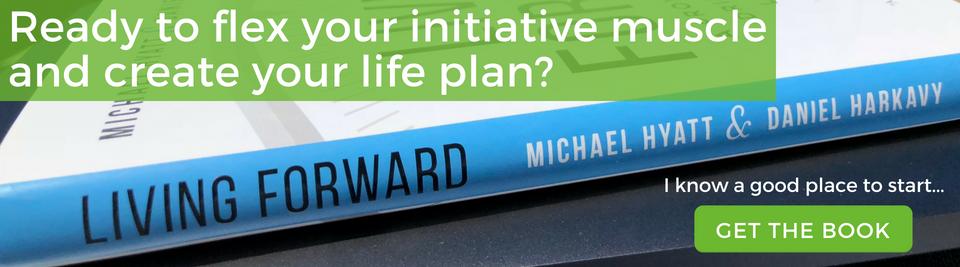 Living Forward book