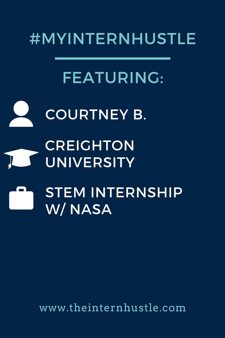 My Intern Hustle: Courtney B., Creighton University