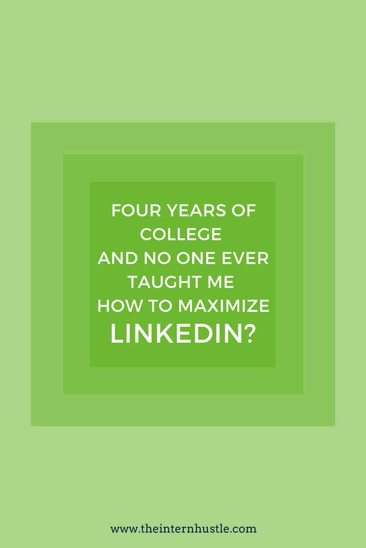 Why You\'re Losing if You\'re Not Using LinkedIn