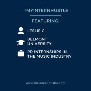 Public Relations Internships in Nashville Music Industry