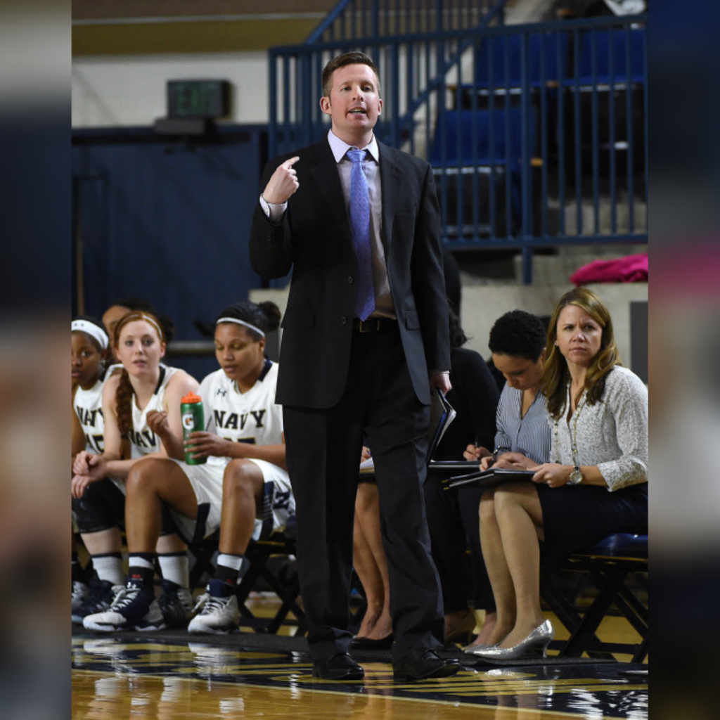 college basketball graduate assistant coach