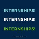 benefits of an internship