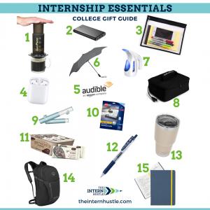 internship essentials for students